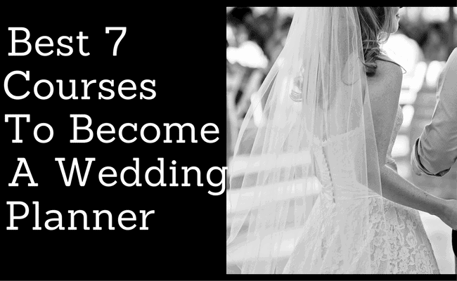 7 Best Wedding Planner Courses On 2018