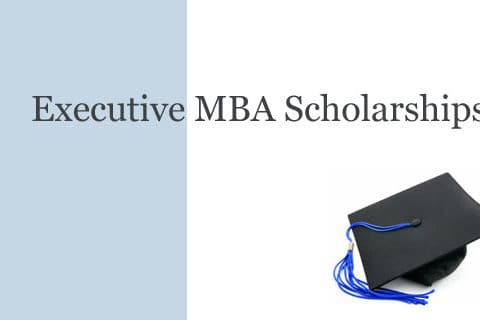 Executive mba scholarships