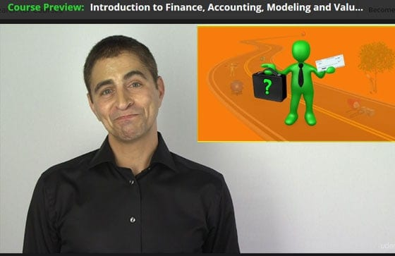 Introduction to Finance, Accounting, Modeling and Valuation