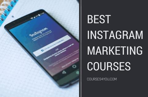 Best Instagram marketing courses