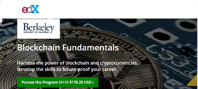 block chain edx