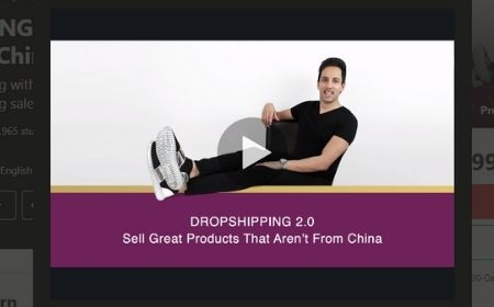 Dropshipping 2.0 Sell Great Products