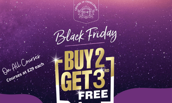 Centre of Excellence Black Friday