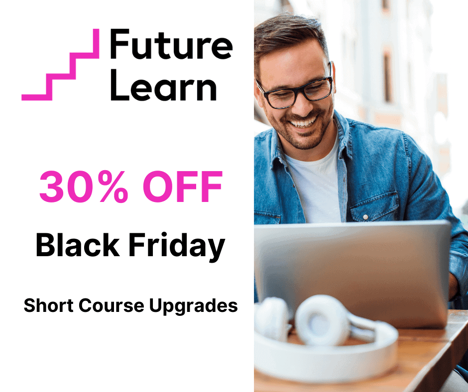 future learn Black Friday