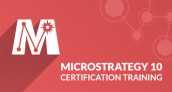 25% OFF – MicroStrategy Certification Training