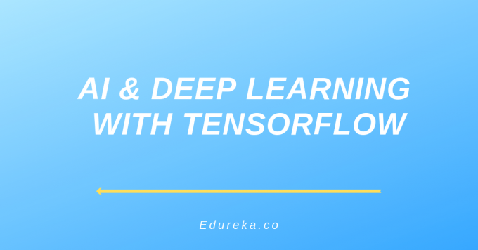 AI & deep learning