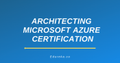 Microsoft Azure Developer Associate Training (AZ-203)