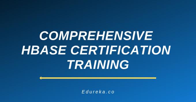Comprehensive HBase Certification