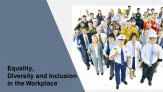 50% off Equality, Diversity and Inclusion at Work