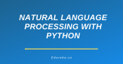 Natural Language Processing with Python Certification Course
