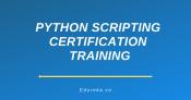 Python Scripting Certification Training