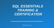 SQL Essentials Training & Certification