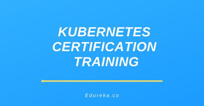 kubernetes certification