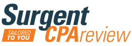 Get $800 off Surgent CPA Review Ultimate Pass